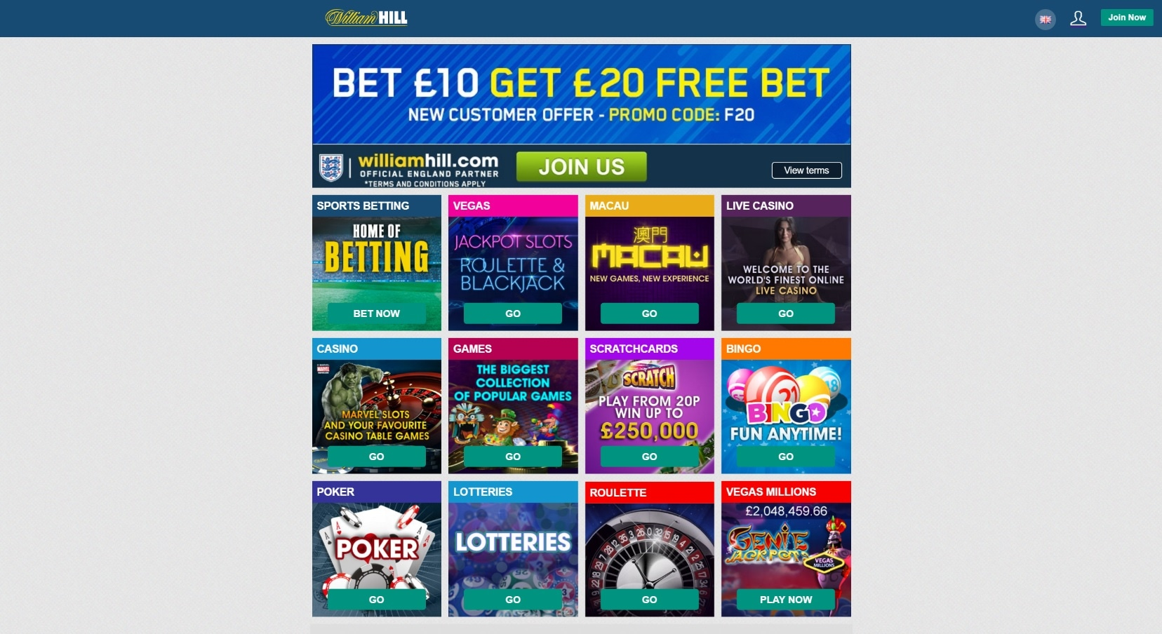 paypal casino site william hill overview