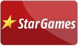 stargames paypal casino site logo