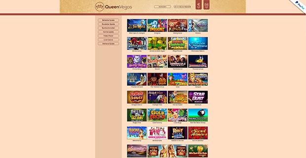 queenvegas paypal casino spielauswahl