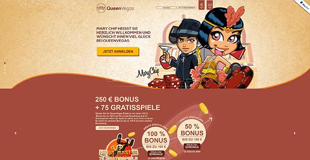 queenvegas paypal casino übersicht