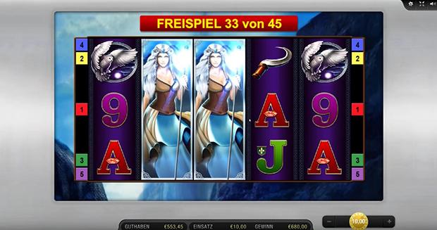 queen of the north bally wulff online freispiele gewinn