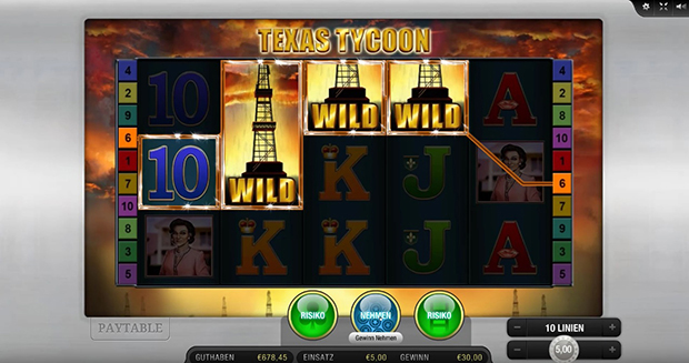 texas tycoon bally wulff online gewinn