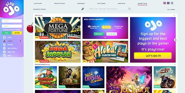 playojo Paypal Casino Startseite