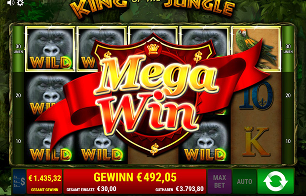 bally wulff paypal casino king of the jungle gewinn