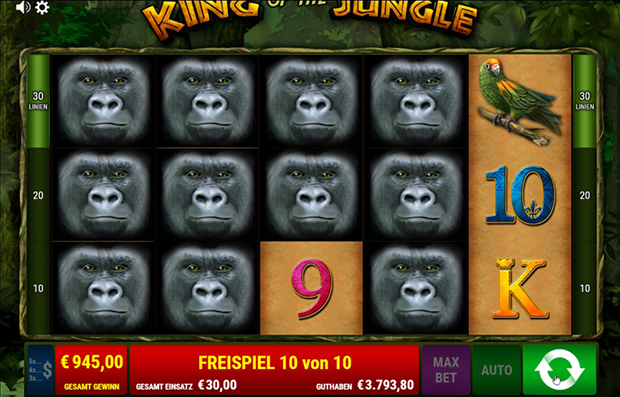 bally wulff paypal casino king of the jungle kombination