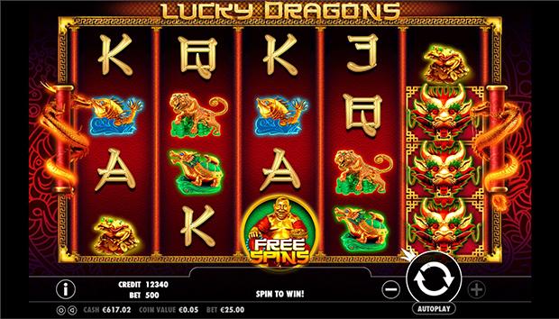 lucky dragons übersicht