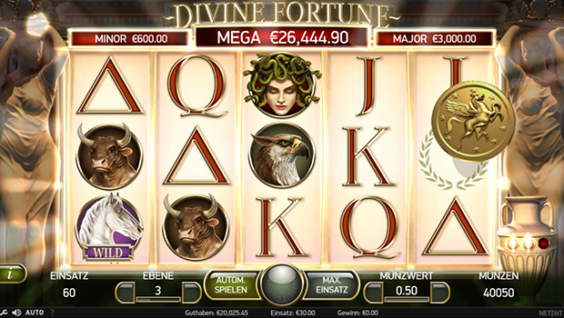 netent paypal casino divine fortune freispiele