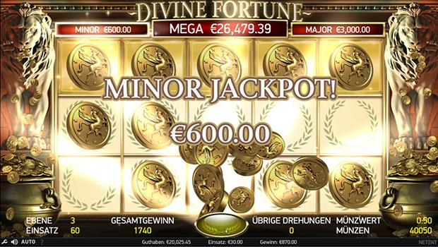 netent paypal casino divine fortune gewinn