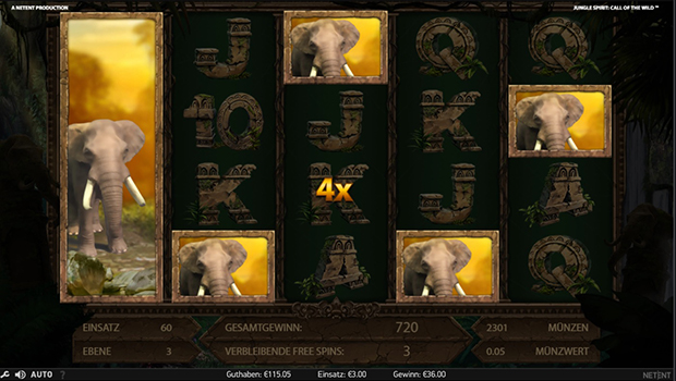 netent paypal casino jungle spirit gewinn