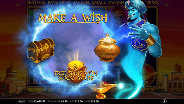 pragmatic play paypal casino 3 genie wishes auswahl