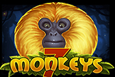 pragmatic play paypal casino 7 monkeys logo