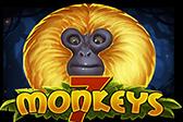 pragmatic play paypal casino 7 monkeys logo