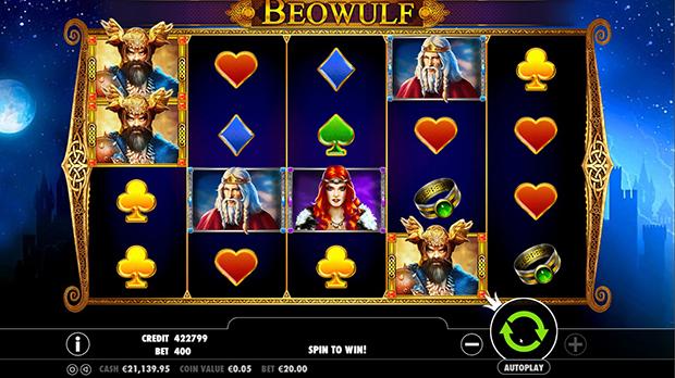pragmatic play paypal casino beowulf übersicht