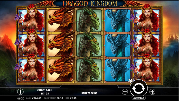 pragmatic play paypal casino dragon kingdom übersicht