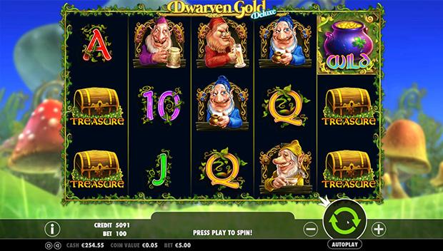 pragmatic play paypal casino dwarven gold übersicht
