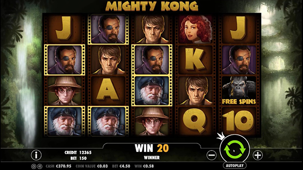 pragmatic play paypal casino mighty kong übersicht