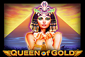 pragmatic play paypal casino queen of gold logo