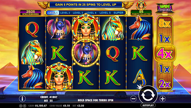 pragmatic play paypal casino queen of gold übersicht