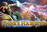 Thors Hammer paypal casino logo