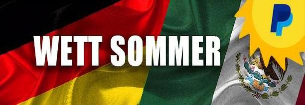 wettsommer deutschland mexiko banner
