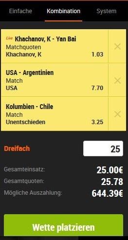 Sportwetten PayPal 888 Wettschein