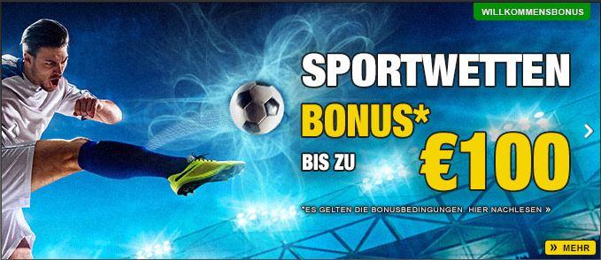 Sportwetten PayPal Cashpoint Bonus