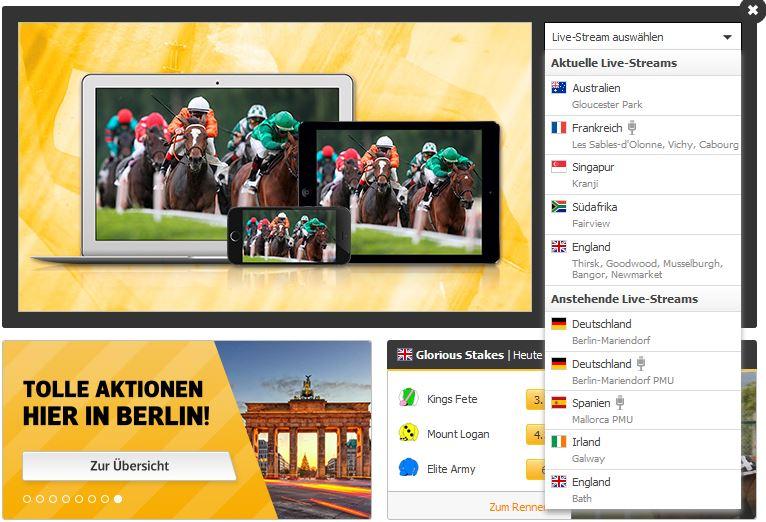 Sportwetten PayPal Racebets Livewetten