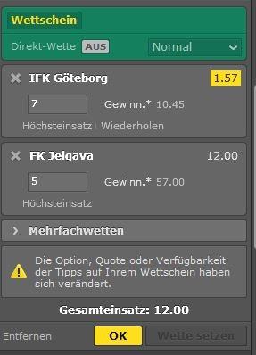 Sportwetten PayPal bet365 Wettschein