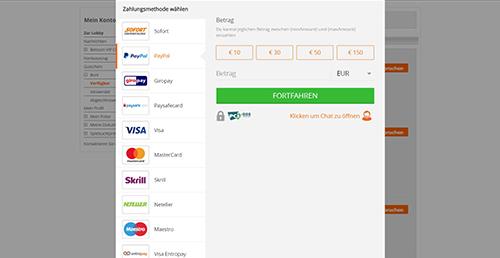 online casino paypal einzahlung jetzt spielen.com