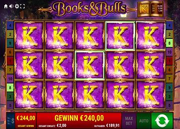 books and bulls paypal casino gewinn