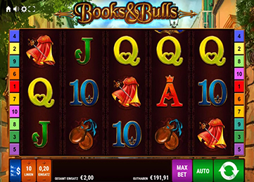 books and bulls paypal casino übersicht
