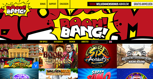 Boom Bang Casino