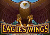 eagles-wings paypal casino logo