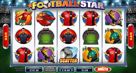 microgaming footballstar übersicht