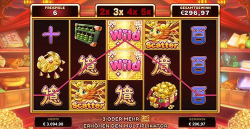 microgaming fortune girl gewinn