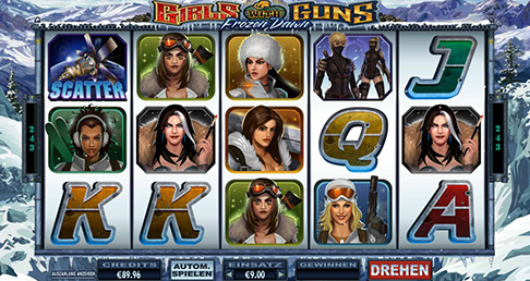 microgaming girls with guns übersicht