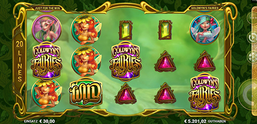 microgaming goldwyns fairies freispiele