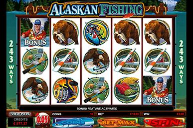 microgaming paypal casino alaskan fishing bonus