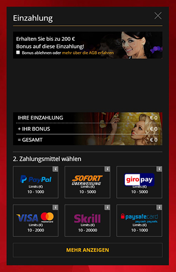 supergaminator_paypal_casinos_einzahlung