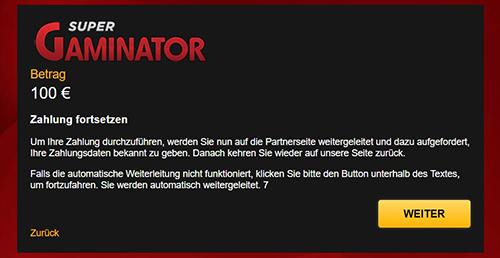 supergaminator_paypal_casinos_zahlung