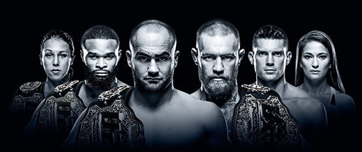 ufc fighter champions