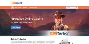 Spintastic PayPal Casino Übersicht