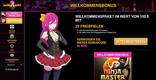 lucky niki paypal online casino willkommensbonus