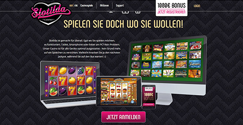 slotilda paypal online casino aktionen
