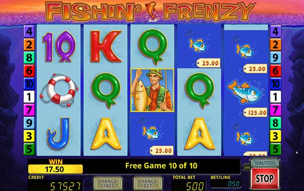 fishin frenzy merkur paypal casino angler