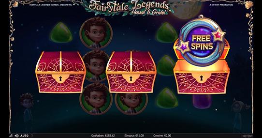 fairytalelegends von netent freispiele