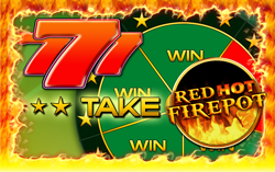 777 take online spielothek red hot firepot logo