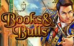 books and bulls online spielothek casino logo