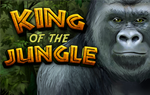 king of the jungle online spielothek casino logo