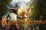 netent casino slot gonzos quest